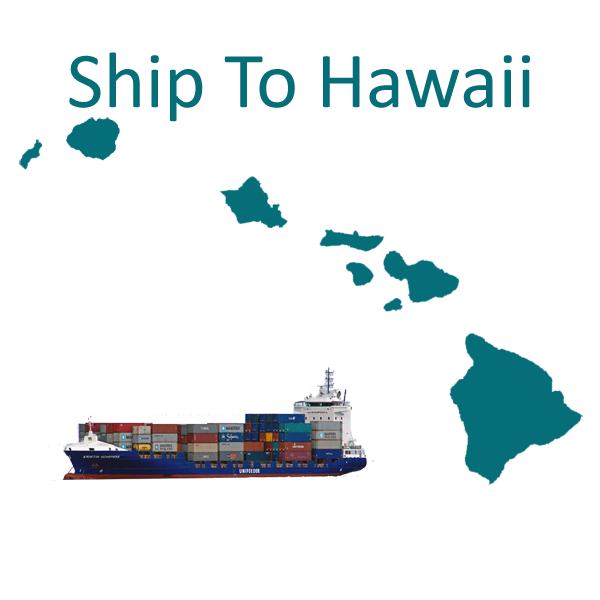 Ship to Hawaii