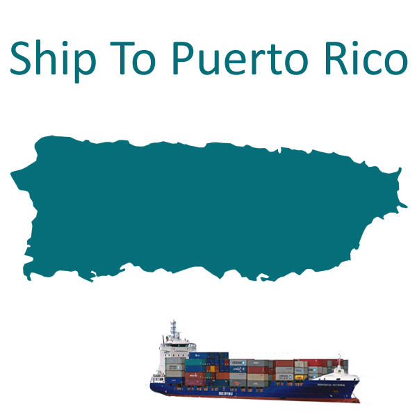 Ship to Puerto Rico